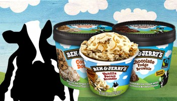 GLACE BEN & JERRY'S  100 ML